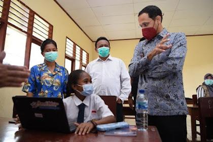 Mendikbudristek Nadiem Makarim Ungkap Pelaksanaan PTM Masih Terkendala Di Aturan Pemda