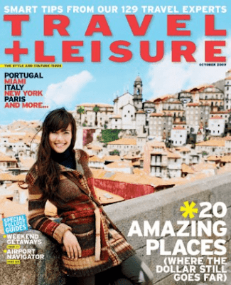 Use a Travel and Leisure Magazine to Plan Your Getaway | PureTechTv