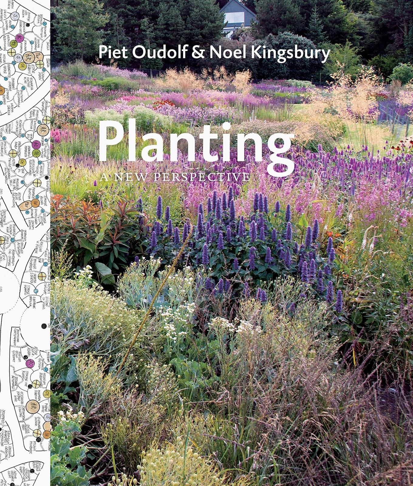 Libros para regalar a un jardinero sobre jardines naturalistas
