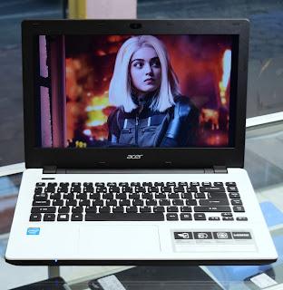 Jual Laptop Acer E5-411 ( Celeron N2830 ) Malang
