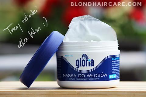Pollena Malwa, Gloria - maska do włosów | Recenzja - czytaj dalej »
