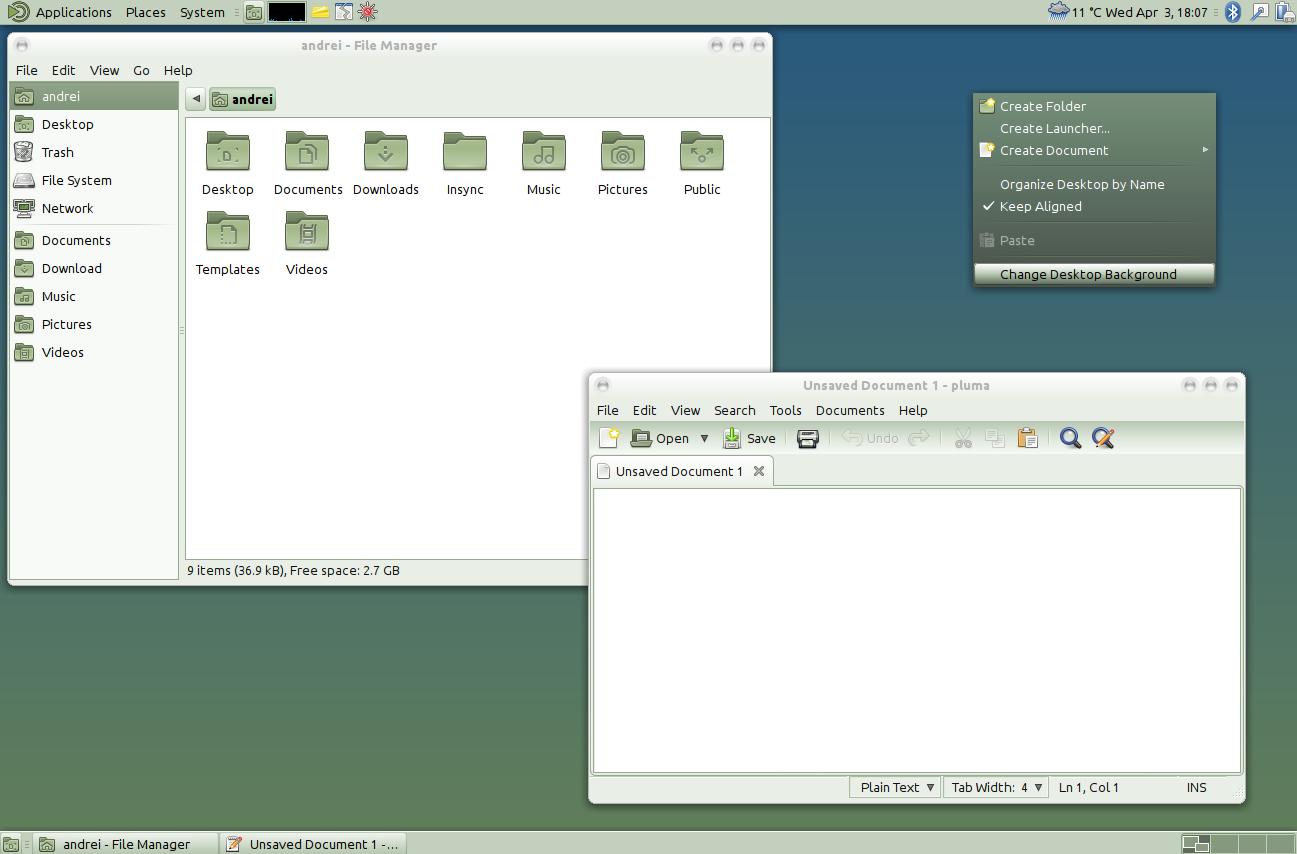 MATE 1 6 Released, Install It In Ubuntu [GNOME 2 Fork