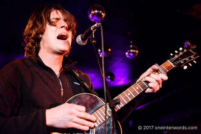 Devin Cuddy at The Horseshoe Tavern 70th Anniversary Party at The Legendary Horseshoe Tavern on December 5, 2017 Photo by John at One In Ten Words oneintenwords.com toronto indie alternative live music blog concert photography pictures photos