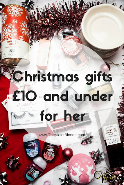 Christmas gifts £10 and under for her