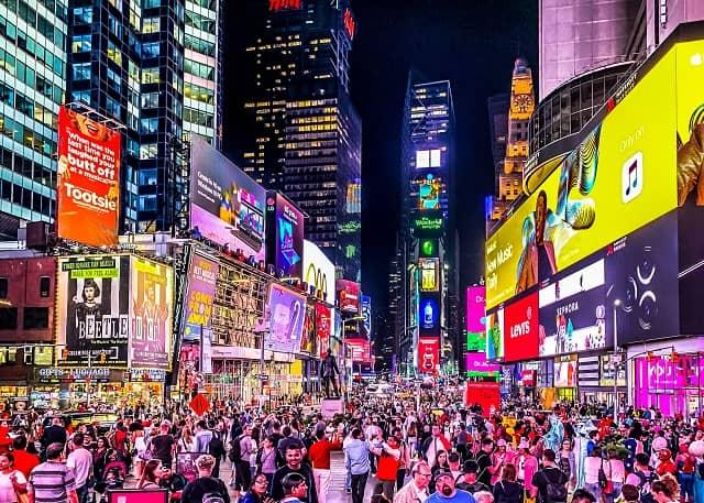 onde ficar nova york bairro