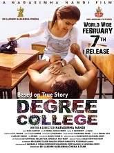 Degree College (2020) HDRip Full Movie Watch Online Free