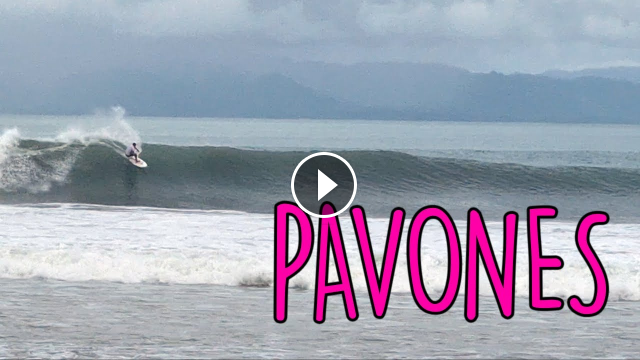 Perfect day Pavones - Costa Rica 16 August 2021 RAW
