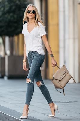 A calça é básica, confortável, estiloso, permito melhor mobilidade e existe modelos para todos os gostos. No Pinterest sempre tem opções incríveis.