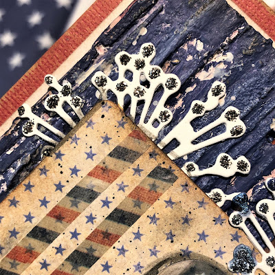 Sara Emily Barker https://sarascloset1.blogspot.com/2019/06/celebrate-freedom.html Celebrate Freedom Mixed Media Panel 6