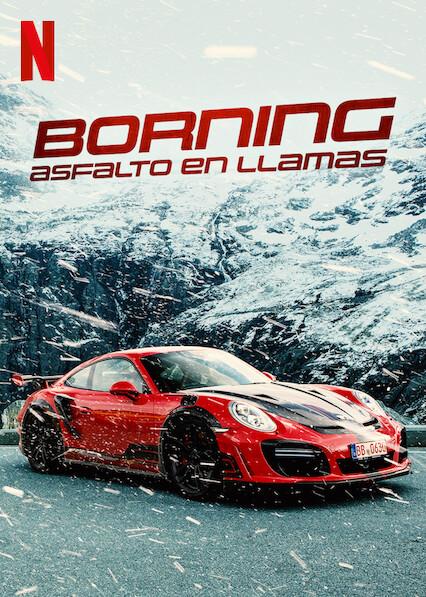 Asphalt Burning (2020) NF WEB-DL 1080p Latino