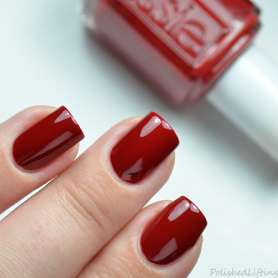 Essie Nail Polish Forever Yummy - To Bend Light