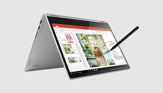 Best cheap laptop for making paintings: Lenovo IdeaPad C340 81N400EBIN