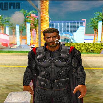 GTA San Andreas Thor Infinity War Final Mod