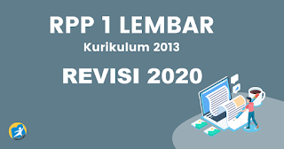 Download RPP 1 Lembar K13 Revisi 2020 Bahasa Inggris Kelas 8 Semester 2