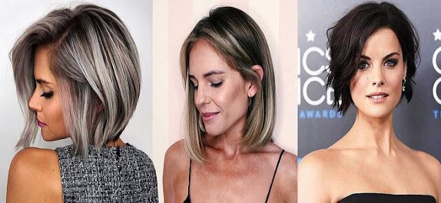 Kısa saç modelleri bayan 2019