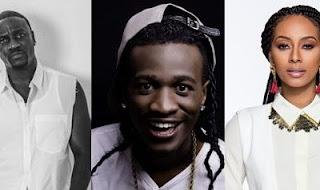 Nahreel Sasa Kufanya Kazi na Keri Hilson Pamoja na Akon