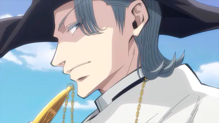 Saiyuki Reload Zeroin anime - Hazel Grouse