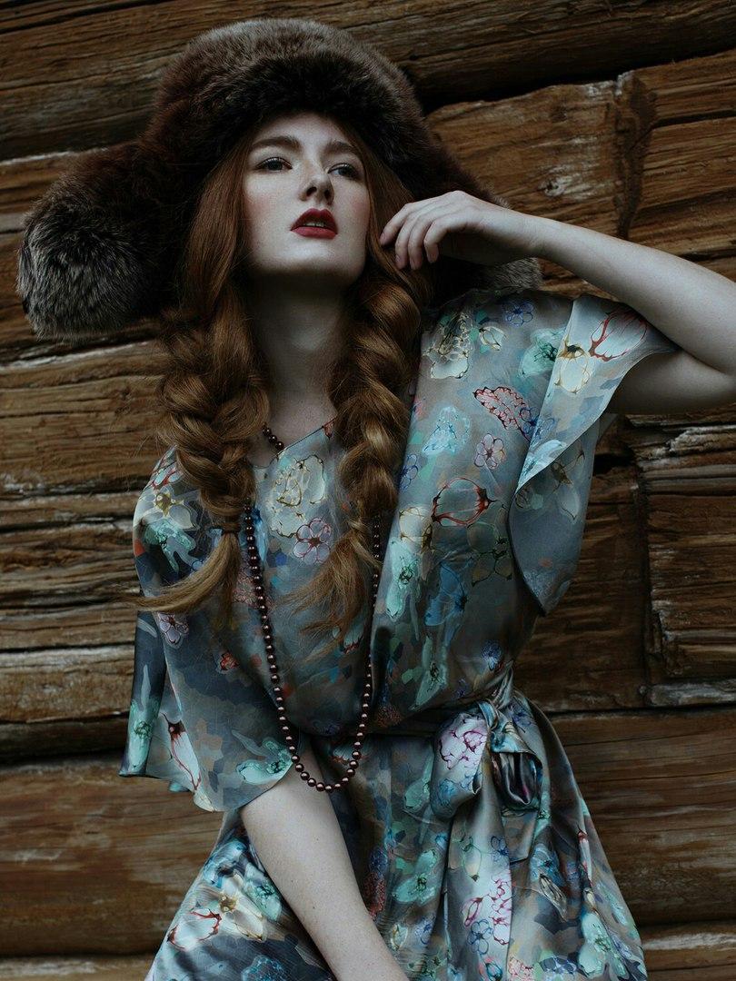 модель, есть девушки в русских селеньях, боярыня, модная съемка, шоу рум ред, шоу рум RED, ушанка, мех, осень 2016, журнальная съемка, топ модель, russian style, style, top model,Imago, ИМАГО, женская одежда имаго, русский бренд, made in russia
