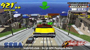 Crazy Taxi Classic full apk