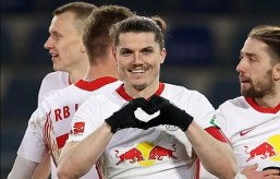 Man United, Liverpool and Tottenham 'to go head-to-head for RB Leipzig's Marcel Sabitzer'