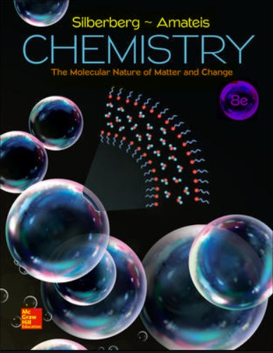 Chemistry The Molecular Nature of Matter and Change with Advanced Topics 8th Edition in pdf