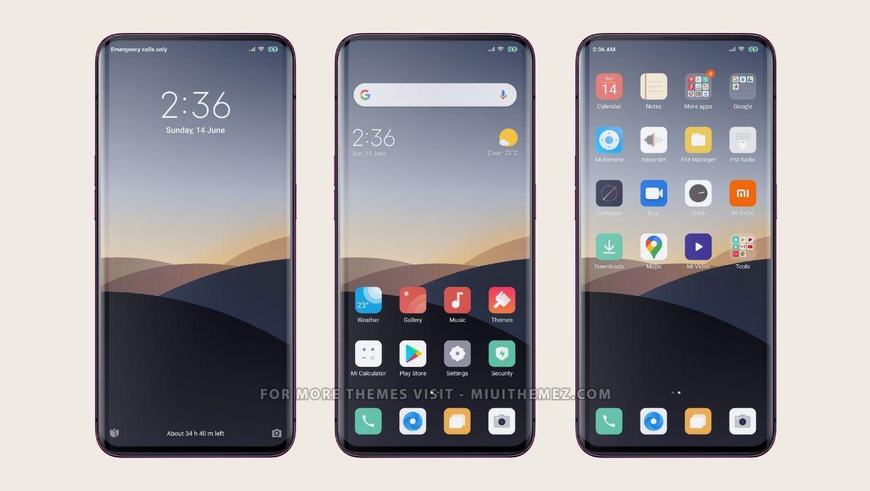 [HERUNTERLADEN] : Verwandeln Sie Ihr Xiaomi-Gerät mit ColorOS 7.1 Theme in ein Realme / Oppo-Gerät