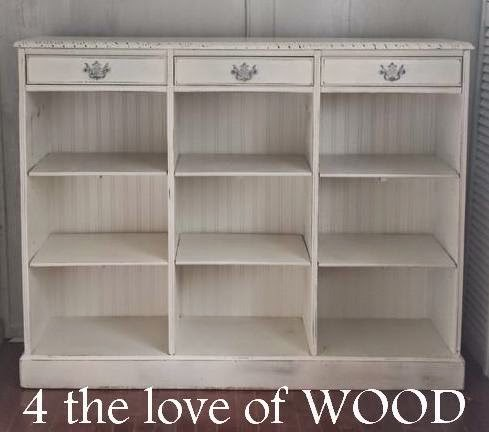 4 The Love Of Wood Up Cycling Furniture Using Wallpaper