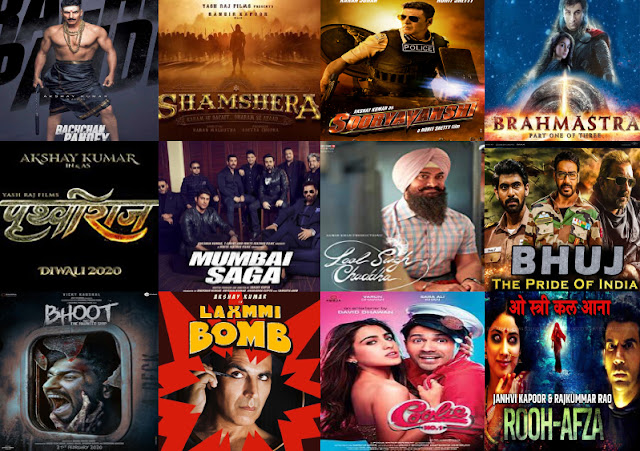 2020 Hindi Movies Release Dates