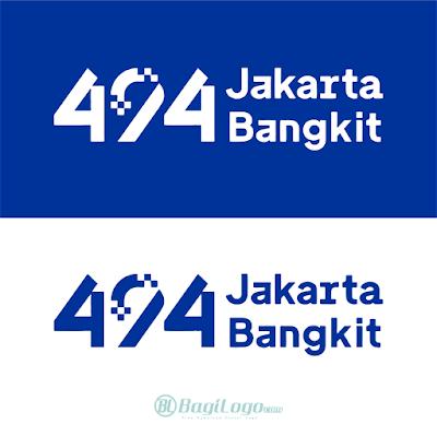 HUT Jakarta 494 Logo Vector