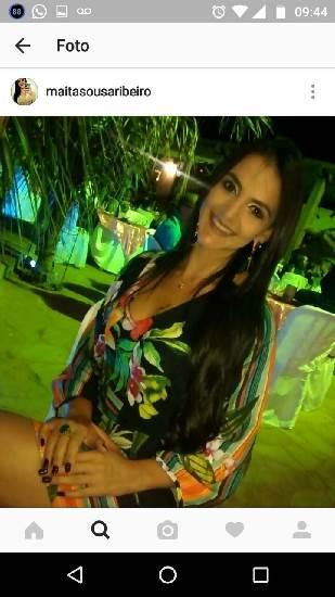 Maita Sousa Ribeiro PM-MG Caiu no whatsapp