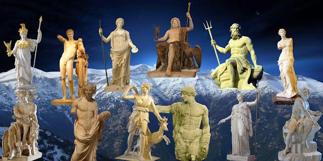Αποτέλεσμα εικόνας για ονοματα θεων