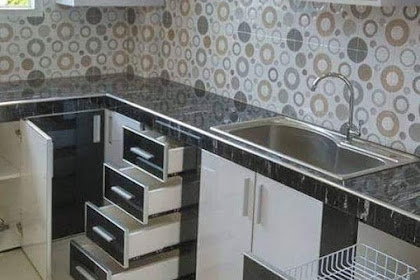Jasa Kitchen set Lampung Tengah Harga murah