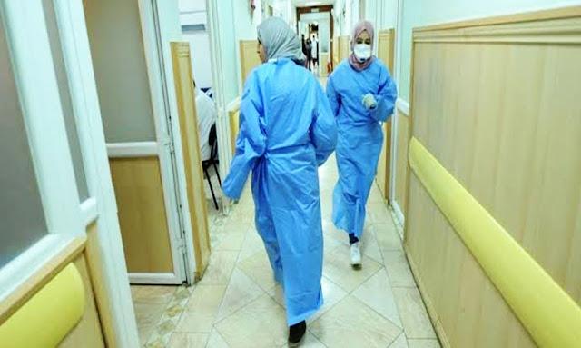 سيدي بوزيد هروب مصاب بكورونا من المستشفى الجهوي!