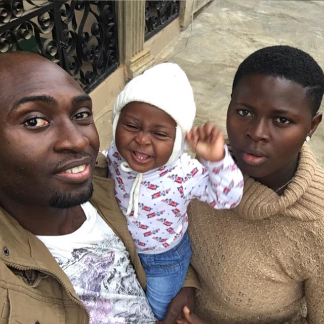 AGAIN?? How Popular Blogger Wale Adekile, His Wife And Daughter  Survived A Terrible Car Accident