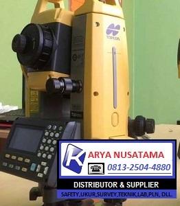 Jual Total Station Topcon GM52 Dual Display di Malang