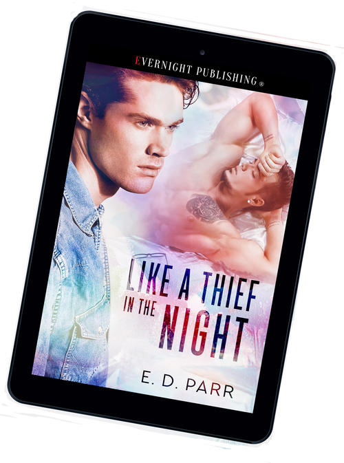 Like a Thief in the Night cover