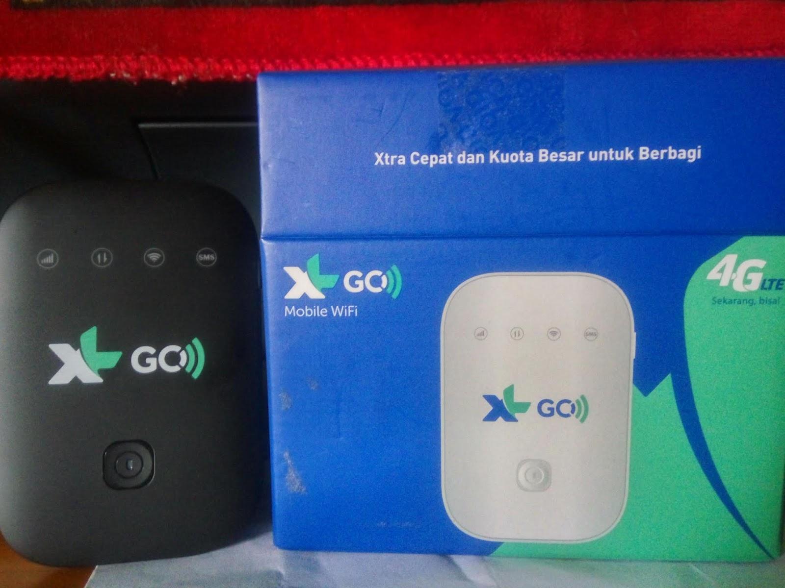 XL GO Izi Modem Temani Aktivitasmu Berselancar Internet - Konten ...