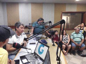 Zé do Empenho poderá se filiar ao PDT, revela vereador Marcelo Bandeira