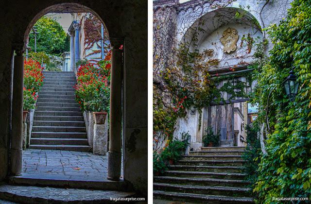 Vila Rufolo, Ravello, Costa Amalfitana