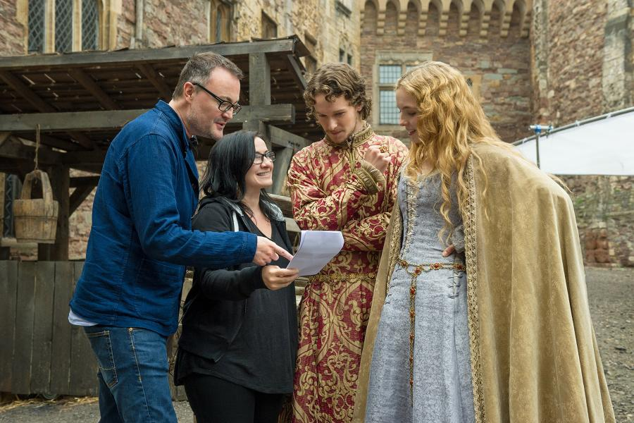 The White Princess - Production Begins + Full Cast Announced + BTS Photos