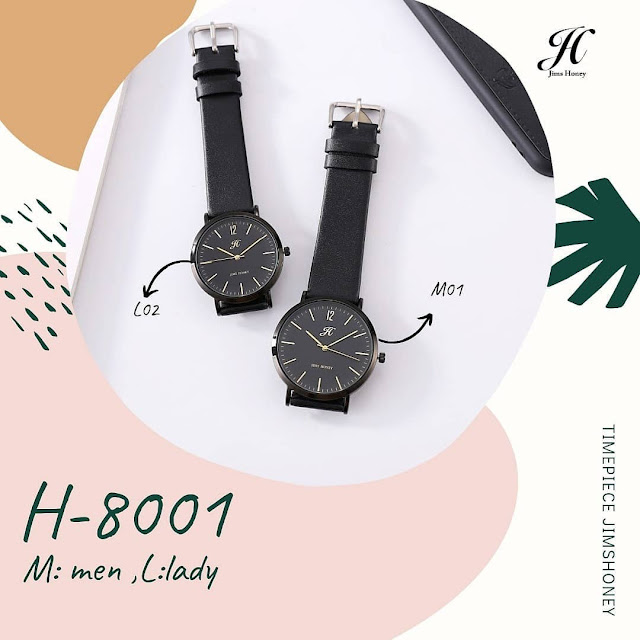 Jimshoney Timepiece 8001