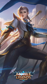 Silvanna Imperial Knightess Heroes Fighter of Skins