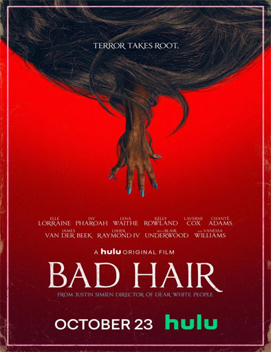 pelicula Bad Hair (2020)