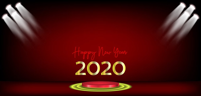 Happy New Year 2020 Images, Wallpapers 19