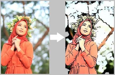 Cara Edit Foto Jadi Kartun Online Gratis 1
