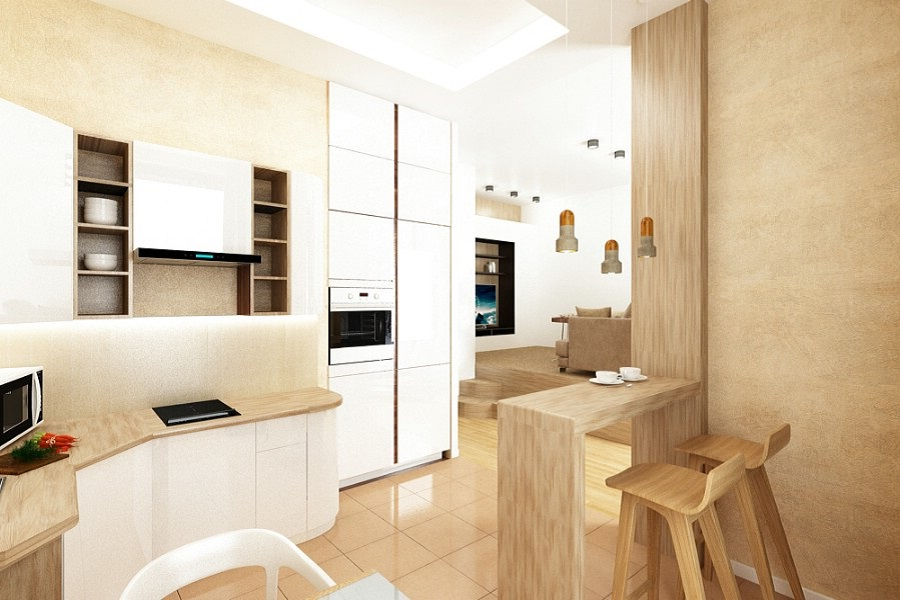 Design interior casa moderna Ploiesti - Amenajari interioare living Ploiesti