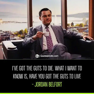 15+ The Wolf of Wall Street Quotes - Motivation in Life