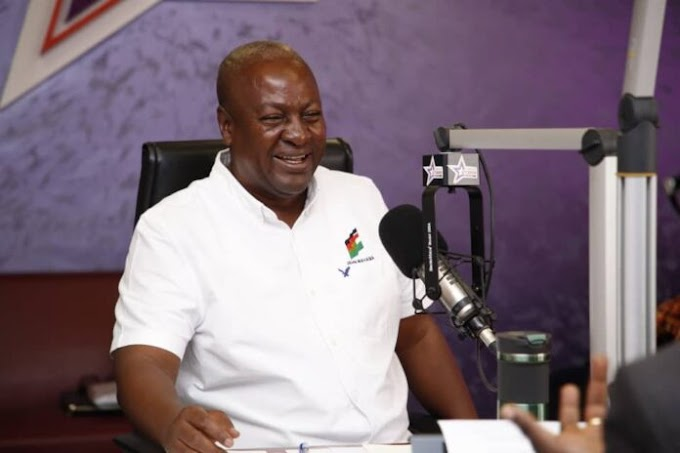 I've no hard feelings towards Sark, Samini over Akufo-Addo endorsement – Mahama