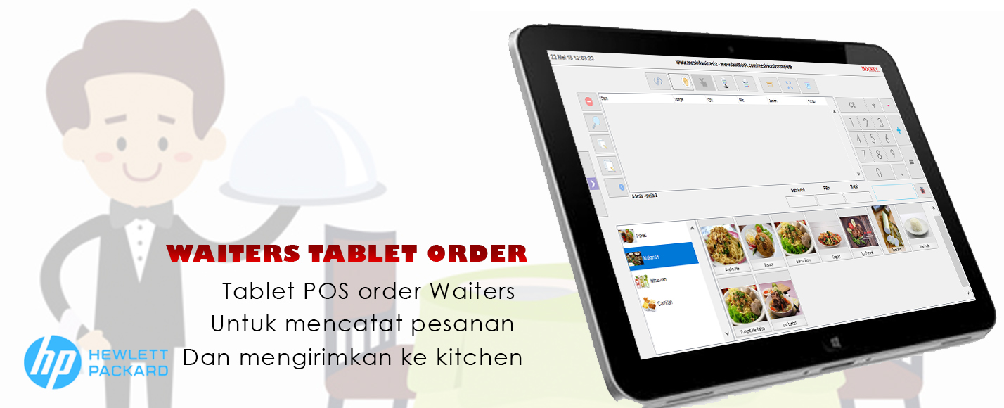 aplikasi kasir restoran online