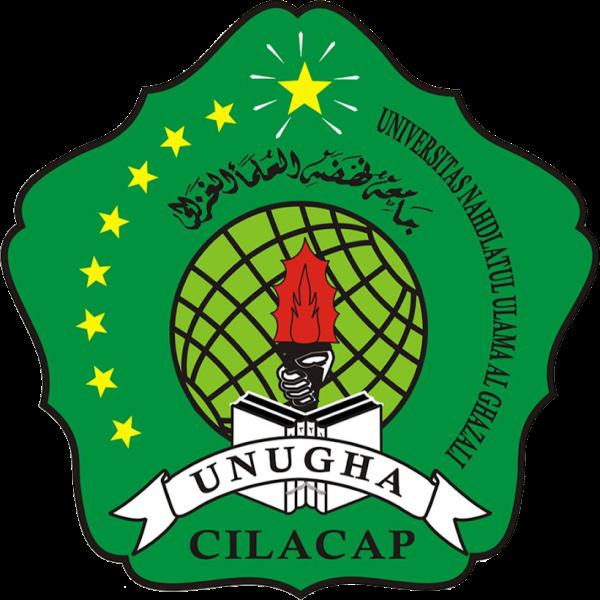 Cara Pendaftaran Online Penerimaan Mahasiswa Baru (PMB) Universitas Nahdlatul Ulama Al Ghazali Cilacap (Unugha) - Logo Universitas Nahdlatul Ulama Al Ghazali Cilacap (Unugha) PNG JPG